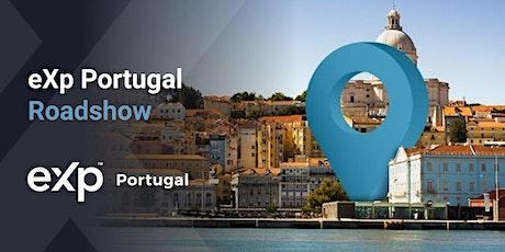 eXp Portugal Roadshow bilhetes