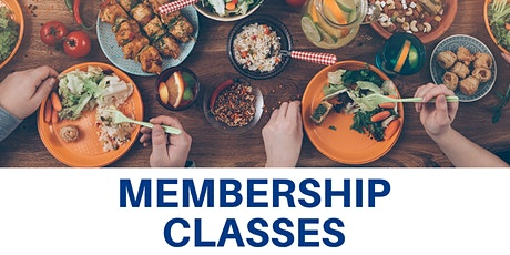 Membership Classes tickets