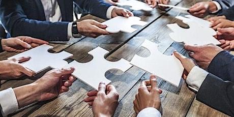 Groupe de Co-développement Humaprise pour gens d'affaires de la Montérégie. billets