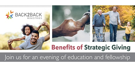Legacy and Planned Giving Seminar tickets