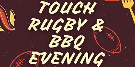 Friday night touch rugby & BBQ tickets