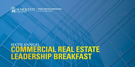 Center for Real Estate 2021 Chicago Leadership Breakfast tickets