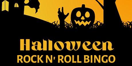 Halloween Rock & Roll Bingo tickets