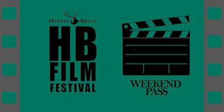HB Film Festival 2021: Weekend Pass tickets