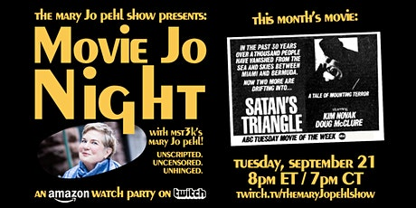 The Mary Jo Pehl Show Presents: Movie Jo Night with MST3K's Mary Jo Pehl tickets