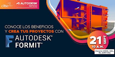 21  Sep  Conoce los beneficios y crea proyectos con  Autodesk Formit  M entradas