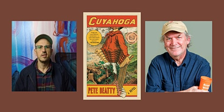 Pete Beatty in virtual conversation with George Singleton | Cuyahoga tickets