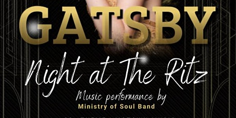 Christmas Party Gatsby and Motown at The Ritz tickets