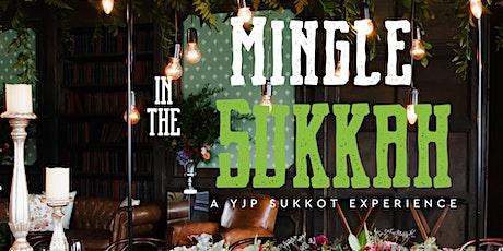 YJP Mingle in the Sukkah tickets