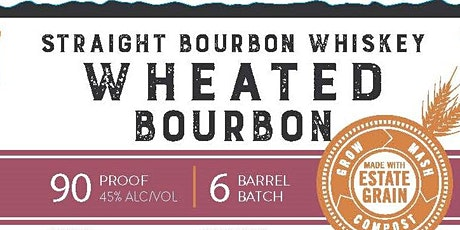 Flag Hill Wheated Bourbon Release Party, a night on Bourbon Street tickets
