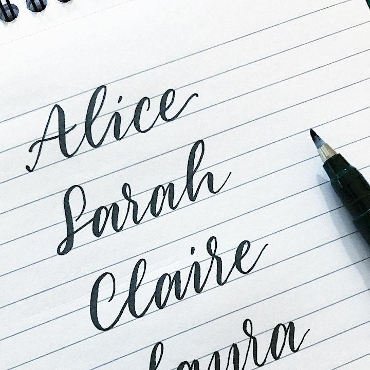 Chiswick Calligraphy Club image