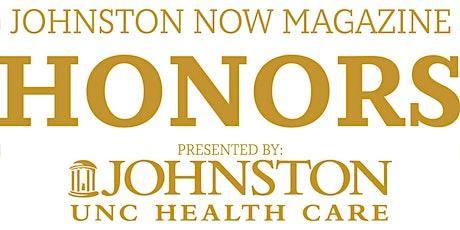 2021 Johnston Now Honors Awards Celebration tickets