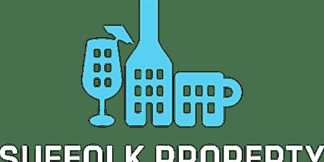 Suffolk Property Drinks tickets