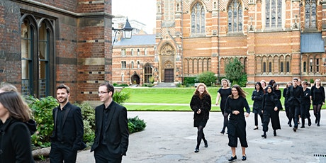 The Choir of Keble College Oxford - Concert in aid of St Mary's restoration tickets