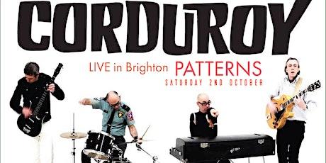 CORDUROY - Acid Jazz Legends Live in BRIGHTON + DJs tickets