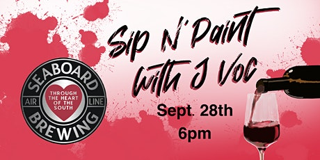 SIP N PAINT with Justin Klaus tickets