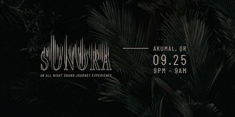 SONORA - An All Night Sound Journey Experience boletos