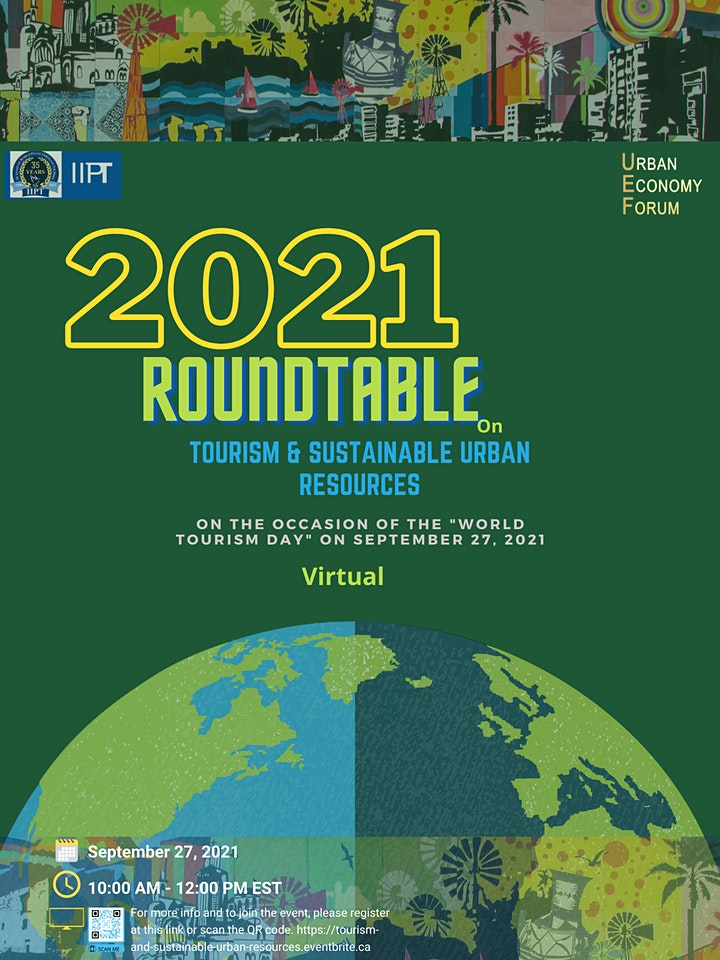 Tourism & Sustainable Urban Resources image
