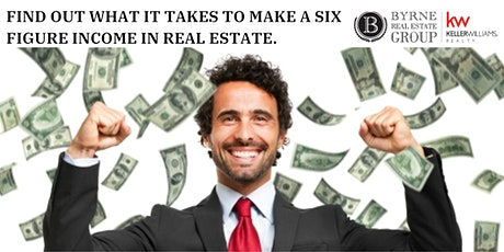 Find Out First-Hand What It Takes To Make A 6 Figure Income In Real Estate Tickets