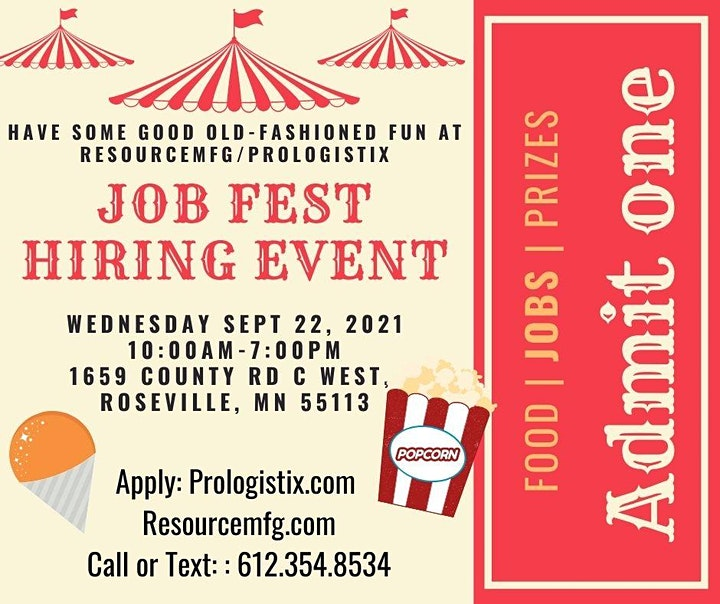 Job Fest Hiring Event image