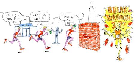 Breaking Through The Wall: Virtual Marathon Preparation Seminar tickets