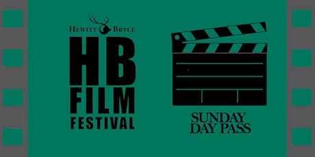 HB Film Festival 2021: Sunday Day Pass/Award Ceremony Entry tickets