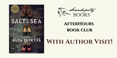 AfterHours book club November meeting tickets