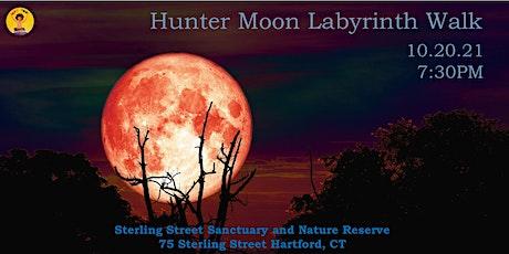 October Hunter Moon Labyrinth Walk tickets