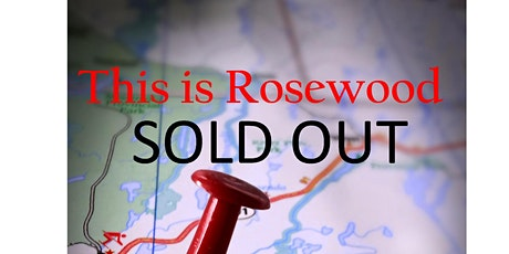 """Book Launch: """"This is Rosewood"""" by Peter Paylor tickets"""