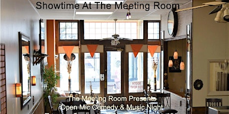 Showtime at the Meeting Room: 9/28/21 tickets