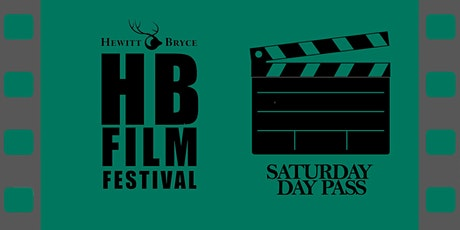 HB Film Festival 2021: Saturday Day Pass tickets