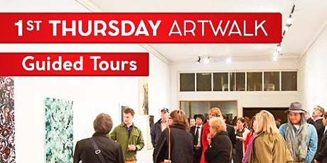 October 7th Guided ArtWalk Tour tickets