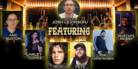 Comedy in the Back Room at Trinity Bar tickets