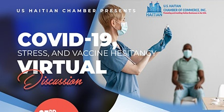 COVID-19, STRESS, AND VACCINE HESITANCY tickets
