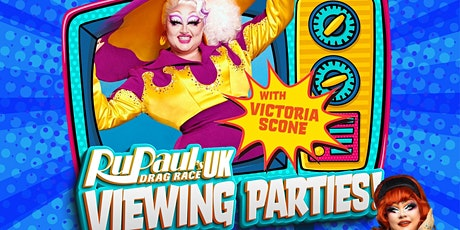 MANCHESTER - Season 3  viewing party - Week 1 (Victoria Scone) ages 18+ tickets