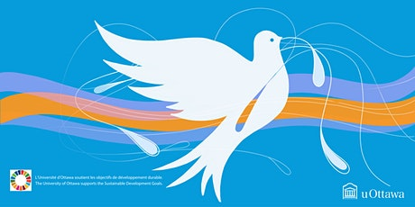 Invitation: Genre, paix et sécurité | uOttawa | Gender, Peace, and Security billets