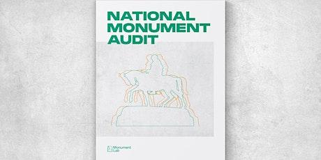 National Monument Audit – Data Webinar tickets