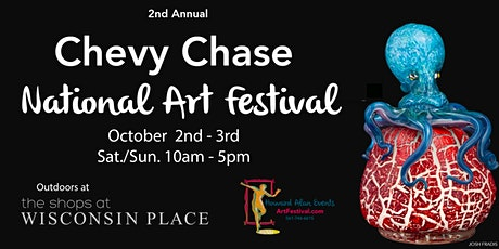 2nd Annual Chevy Chase / Washington, DC National Fine Art Festival tickets