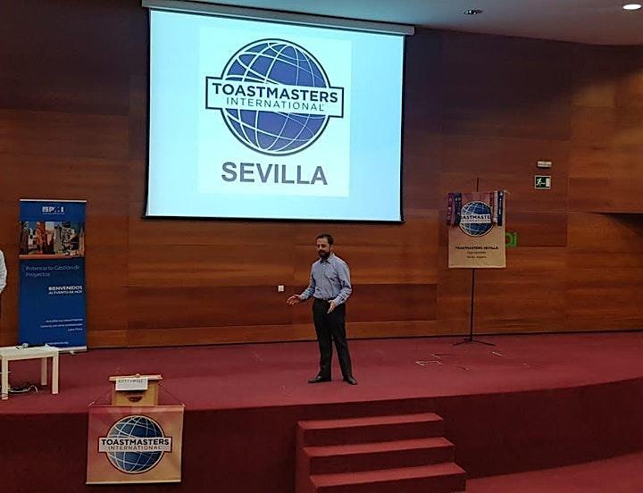 Imagen de Toastmasters Sevilla - Mejora tus habilidades de oratoria