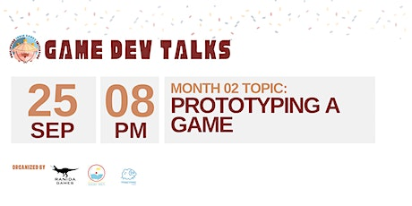 GameDev Talks II: Prototyping a Game Tickets