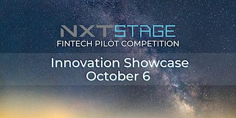 2021 NXTSTAGE Fintech Innovation Showcase tickets