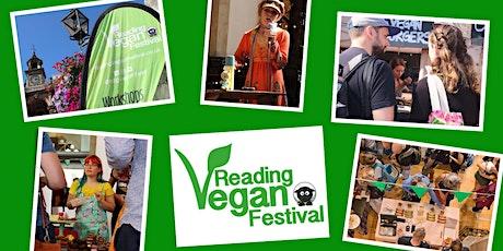 Reading Vegan Festival tickets