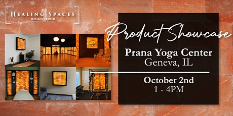 Healing Spaces Design + Build - Product Showcase tickets