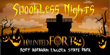 Haunted Fort Spookless Night tickets