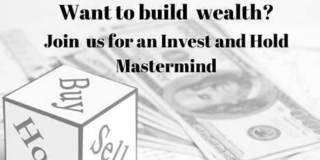 Invest and Hold Mastermind tickets