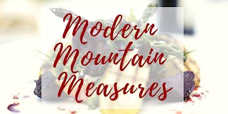Modern Mountain Measures tickets