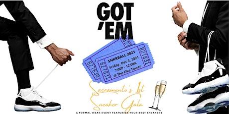 Sneaker Gala tickets