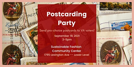 Sister District NYC Postcard Party! tickets