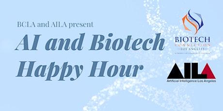 AI & Biotech Happy Hour tickets