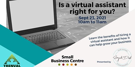 Is a virtual assistant right for you? tickets